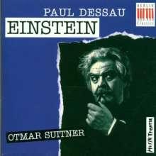 Paul Dessau (1894-1979): Einstein (Oper), 2 CDs