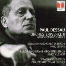 Paul Dessau (1894-1979): Symphonie Nr.2, CD