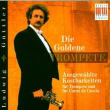 Ludwig Güttler - Die goldene Trompete, CD