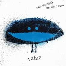 Phil Donkin: Value, CD