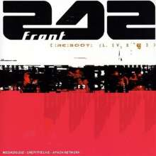 Front 242: Re-Boot Live '98, 2 CDs