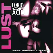 Lords Of Acid: Lust (remastered), 2 LPs