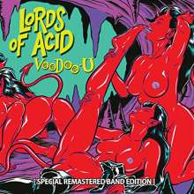 Lords Of Acid: Voodoo-U (remastered), 2 LPs