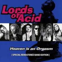 Lords Of Acid: Heaven Is An Orgasm (Special-Edition), CD