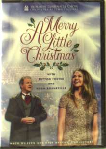 Mormon Tabernacle Choir: A Merry Little Christmas (At Temple Square), DVD