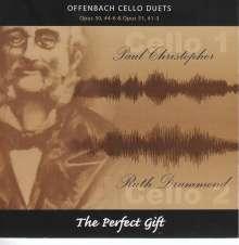 Jacques Offenbach (1819-1880): Duette für 2 Celli, CD