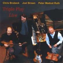 Triple Play: Triple Play Live, CD