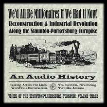 We'D All Be Millionaires If W: Reconstruction & Industrial Re, CD