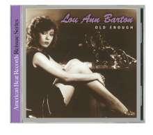Lou Ann Barton: Old Enough, CD