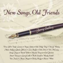 Jerry Salley: New Songs Old Friends, CD