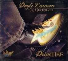 Doyle Lawson & Quicksilver: Drive Time, CD