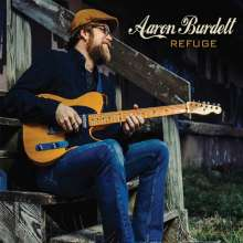 Aaron Burdett: Refuge, CD