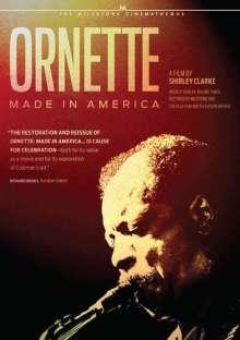 Ornette Coleman (1930-2015): Ornette: Made In America, Blu-ray Disc