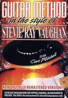 Guitar Method - In the Style of Stevie R.Vaughan, DVD