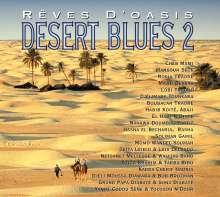 Desert Blues Vol. 2: Reves D'Oasis, 2 CDs