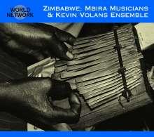 Zimbabwe: Mbira Musicians & Kevin Volans Ensemble, CD