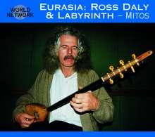 Ross Daly: Mitos, CD