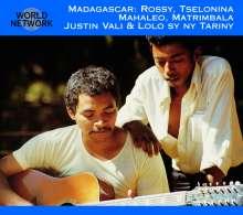 Music Of Madagascar, CD
