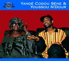 Youssou N'Dour & Yande Codou Sene: Senegal, CD