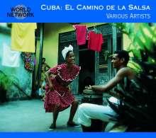 Kuba - El Camino De La Salsa, CD