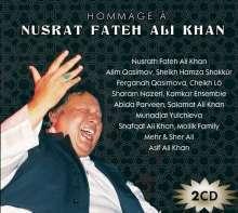 Weltmusik: Hommage A Nusrat Fateh Ali Khan, 2 CDs
