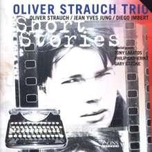Oliver Strauch: Short Stories, CD