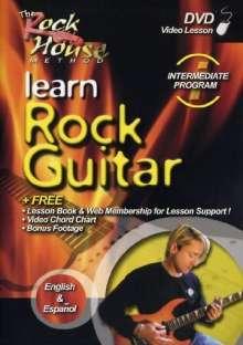 Learn Rock Guitar, DVD