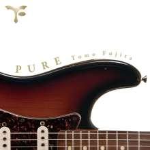 Tomo Fujita: Pure (Feat. Will Lee Steve Gadd Bernard Purdie & S, CD