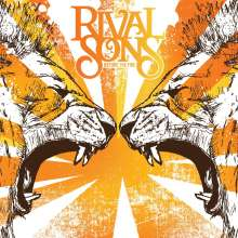 Rival Sons: Before The Fire (Translucent Orange Vinyl), LP