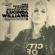 Lucinda Williams: Lu's Jukebox Vol. 3: Bob's Back Pages - A Night Of Bob Dylan Songs, CD