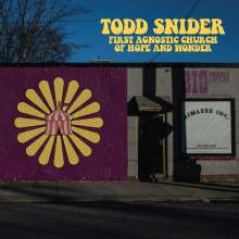 Todd Snider: First Agnostic Church Of Hope And Wonder, CD
