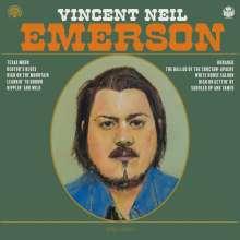 Vincent Neil Emerson: Vincent Neil Emerson, CD