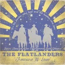 The Flatlanders: Treasure Of Love, CD