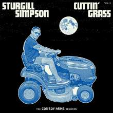 Sturgill Simpson: Cuttin' Grass Vol.2 (The Cowboy Arms Sessions), CD