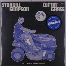 Cuttin' Grass Vol. 2 (Cowboy Arms Sessions) (Limited Edition) (Opaque Blue & White Swirl Vinyl), LP