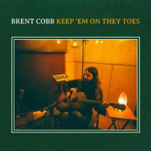Brent Cobb: Keep 'Em On They Toes, CD