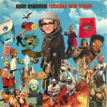 Joan Osborne: Trouble And Strife, CD