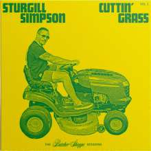 Sturgill Simpson: Cuttin' Grass Vol.1 (The Butcher Shoppe Sessions), CD