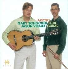 Gary Schocker & Jason Vieaux - Arioso, CD