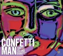 Turtle Island Quartet: Confetti Man, CD