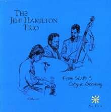 Jeff Hamilton (geb. 1953): From Studio 4, Cologne, Germany, CD