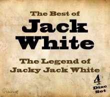 Jack White (White Stripes): The Best Of Jack White, 4 CDs