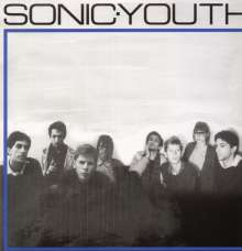 Sonic Youth: Sonic Youth, 2 LPs