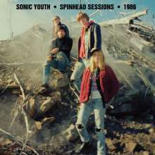 Sonic Youth: Spinhead Sessions, CD
