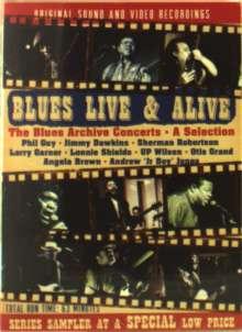 Blues Live & Alive, DVD