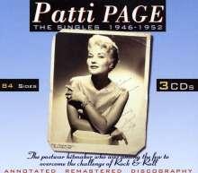 Patti Page: Singles 1946-1952, The, 3 CDs