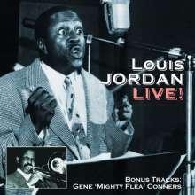 Louis Jordan (1908-1975): Live, CD
