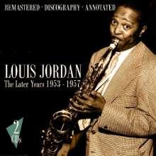 Louis Jordan (1908-1975): The Later Years 1953-1957, 2 CDs