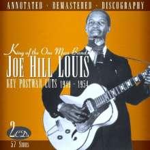 Joe Hill Louis (Lester Hill): Key Postwar Cuts 1949-1954, CD