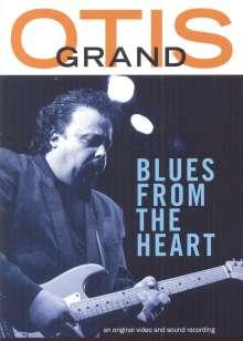 Otis Grand: Blues From The Heart: Live 1998, DVD